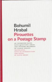 XXL obrazek Bohumil Hrabal: Pirouettes on a Postage Stamp