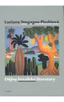 Luciana Stegagn Picchiová: Dějiny brazilské literatury cena od 412 Kč
