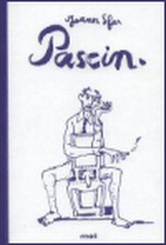 Joan Sfar: Pascin cena od 251 Kč