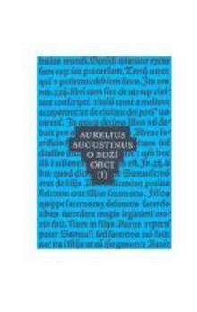 Aurelius Augustinus: O boží obci cena od 502 Kč