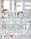 Studio Najbrt: Život, štěstí, překvapení cena od 674 Kč