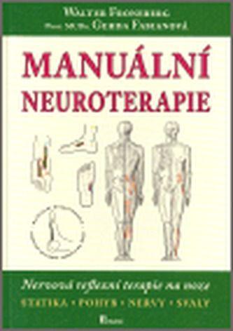 Gerda Fabianová, Walter Froneberg: Manuální neuroterapie cena od 220 Kč