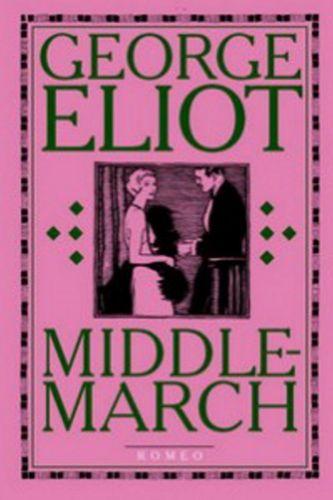 Eliotová George: Middlemarch cena od 290 Kč