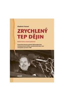 Vladimír Hanzel: Zrychlený tep dějin cena od 279 Kč