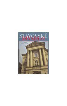 Zdeňka Benešová: Stavovské divadlo cena od 274 Kč