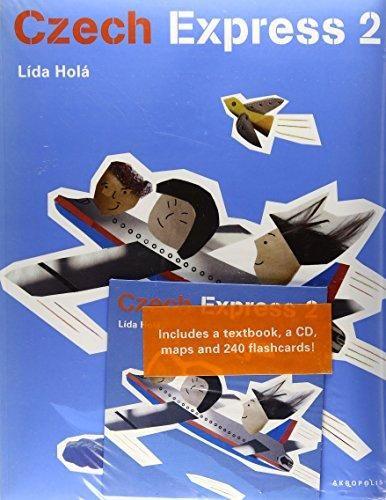 Lída Holá: Czech Express 2 cena od 256 Kč
