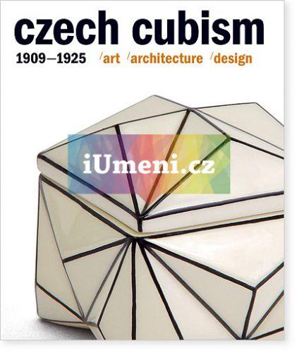 i3 CZ Czech cubism 1909-1925 cena od 1590 Kč