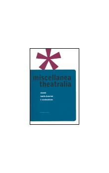 Divadelní ústav Miscellanea Theatralia cena od 166 Kč
