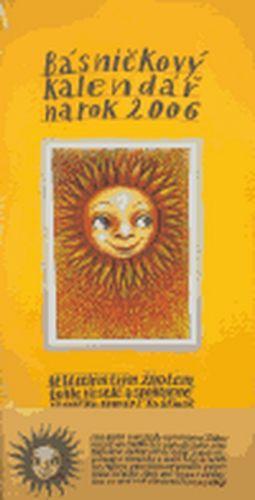 Honza Volf: Básničkový kalendář na rok 2006 cena od 190 Kč