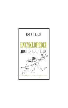 Jiří Suchý: Encyklopedie Jiřího Suchého, svazek 19 - Rozhlas cena od 281 Kč