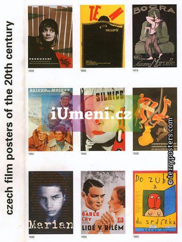Moravská galerie Český /angl./ filmový plakát cena od 783 Kč