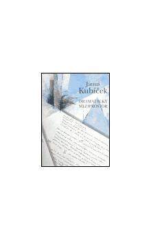 Jánuš Kubíček: Dramatický meziprostor cena od 338 Kč