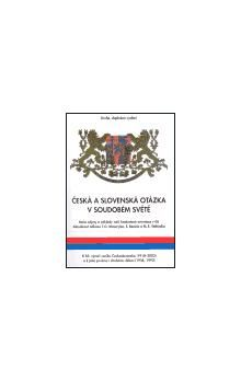 KONVOJ Česká a slovenská otázka v soudobém světě cena od 181 Kč