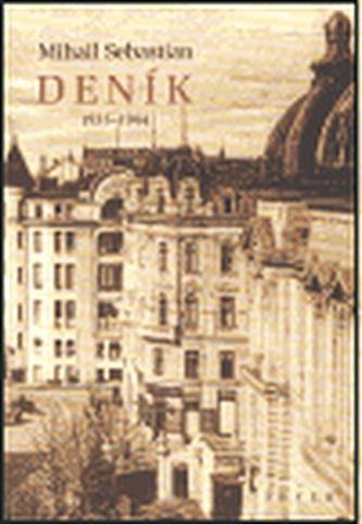 Mihail Sebastian: Deník 1935-1944 cena od 243 Kč