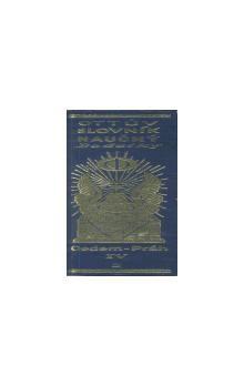 Kolektiv: Ottův slovník naučný - Dodatky (8) IV/2 cena od 398 Kč