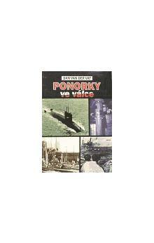 Dan Van Der Vat: Ponorky ve válce cena od 195 Kč