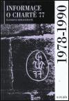 Jiří Gruntorád: Informace o Chartě 77 (brož.) cena od 60 Kč