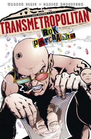 Darick Robertson, Warren Ellis: Transmetropolitan 3 - Rok parchanta cena od 266 Kč