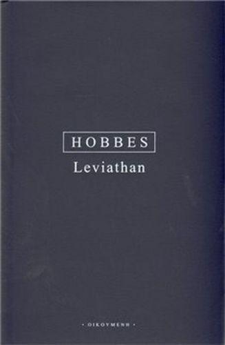 Thomas Hobbes: Leviathan cena od 394 Kč