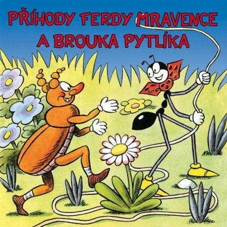 Ondřej Sekora: Příhody Ferdy Mravence a brouka Pytlíka (CD) cena od 185 Kč