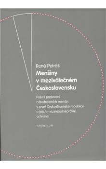 René Petráš: Menšiny v meziválečném Československu cena od 292 Kč