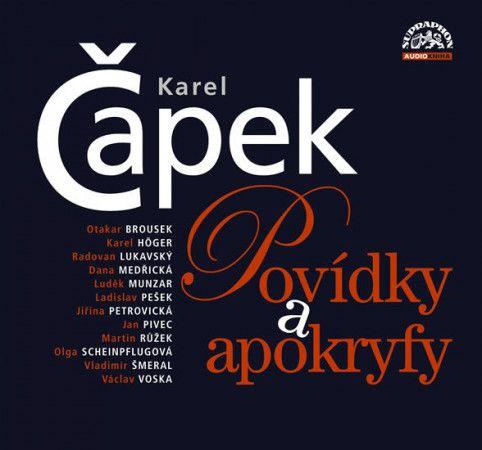 Karel Čapek: Povídky a apokryfy cena od 191 Kč