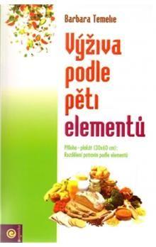 Barbara Temelie: Výživa podle pěti elementů cena od 184 Kč