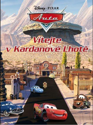 Walt Disney: Auta - Vítejte v Kardanové Lhotě cena od 181 Kč