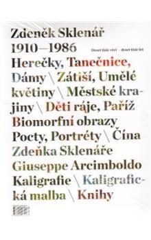 Galerie Zdeněk Sklenář Deset tisíc věcí deset tisíc let cena od 819 Kč