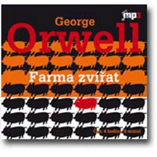 George Orwell: Farma zvířat - CD cena od 213 Kč
