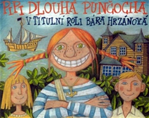 Astrid Lindgren: Pipi Dlouhá Punčocha cena od 147 Kč