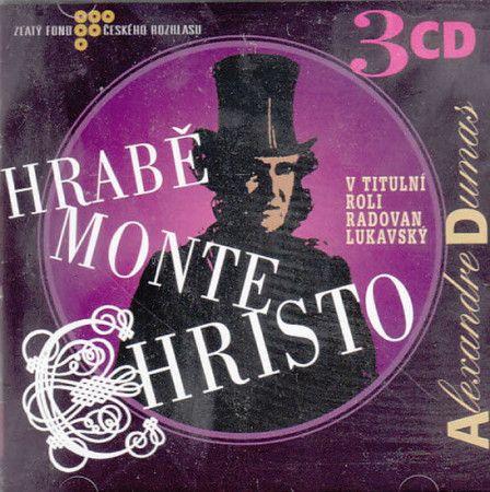 Alexandre Dumas: Hrabě Monte Christo - CD cena od 139 Kč