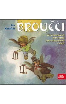 Jan Karafiát: Broučci 1 - CD cena od 160 Kč