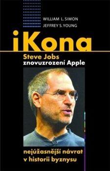 William Simon, Jeffrey Young: iKona Steve Jobs cena od 246 Kč