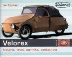 Ivo Fajman: Velorex - Historie, vývoj, technika, současnost cena od 280 Kč