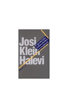 Josi Klein Halevi: Vzpomínky židovského extremisty cena od 182 Kč
