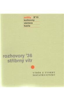 Martin C. Putna, Jan Hron: Rozhovory ´36; Stříbrný vítr cena od 212 Kč