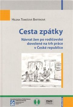 Helena Tomešová-Bartáková: Cesta zpátky cena od 287 Kč