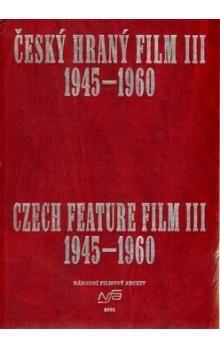 Národní filmový archiv Český hraný film III. / Czech Feature Film III. cena od 441 Kč