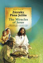 Bohuslav Zeman, Zbigniew Freus: Zázraky Pána Ježiša The Miracles of Jesus cena od 318 Kč