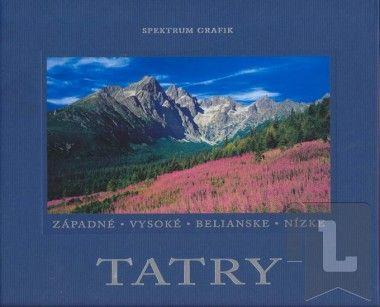 Spektrum Grafik Tatry Západné Vysoké Belianske Nízke cena od 382 Kč