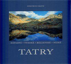 Spektrum Grafik Tatry Západní Vysoké Belianské Nízké cena od 390 Kč