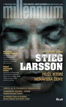 Stieg Larsson: Muži, ktorí nenávidia ženy cena od 356 Kč