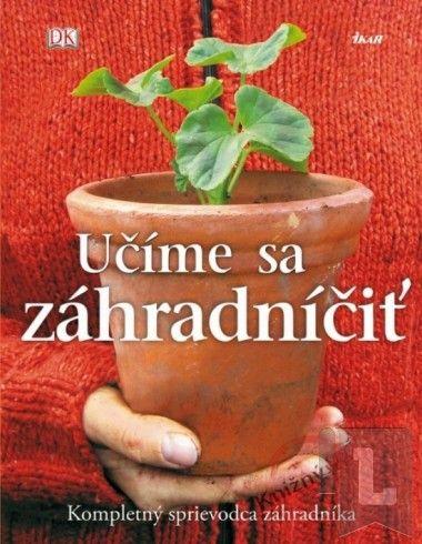 IKAR Učíme sa záhradníčiť cena od 419 Kč