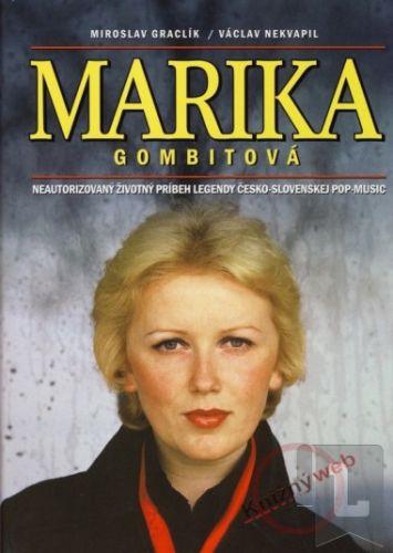 Nakladatelství XYZ Marika Gombitová cena od 139 Kč