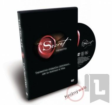 ABC Develop s.r.o. Tajomstvo The Secret DVD cena od 590 Kč