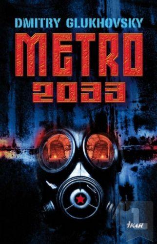 Dmitry Glukhovsky: Metro 2033 cena od 277 Kč