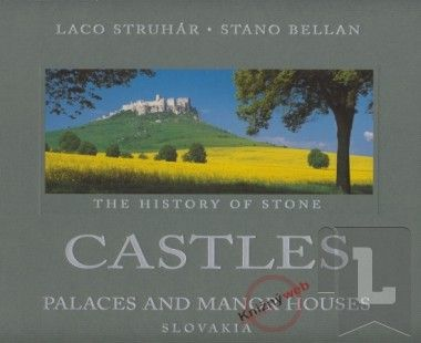 Spektrum Grafik Castles palaces and manor houses Slovakia / Hrady angl. cena od 376 Kč