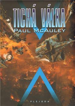 Paul J. McAuley: Tichá válka cena od 89 Kč