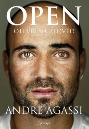 Andre Agassi: Open - Otevřená zpověď cena od 258 Kč